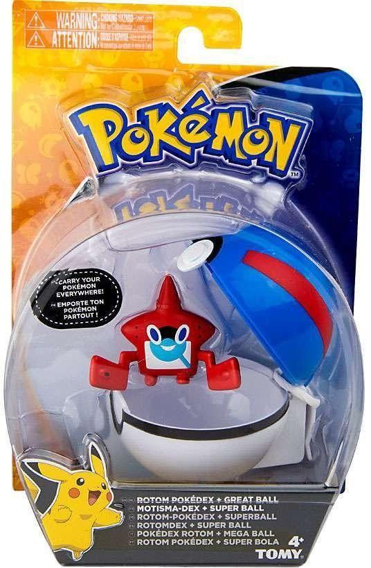 FigurinePokéball Clipser À Pokémon Assortiment Castello rQtsdCxh