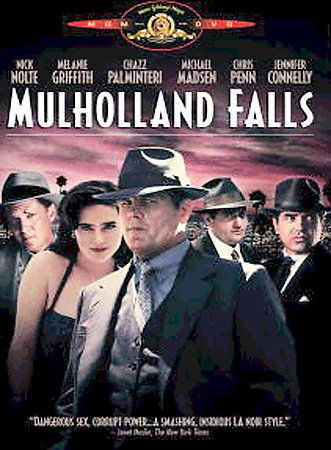 Mulholland Falls DVD 2004 WS FS Nolte New Sealed FREE SHIPPING TRACKING CONT US