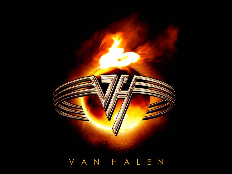 Van Halen Ain T Talkin Bout Love Van Halen Logo Van Halen Halen