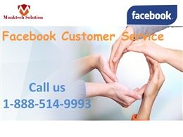 """""""Facebook issues are not that much difficult as it seems to you and why we are saying that because we know what we are capable of. So, if you are encountering any Facebook issue then you need to make contact with our Facebook customer service team's expert who will solve all your Facebook issues within a minute. So, dial 1-888-514-9993 to reach to us. For more Information: http://www.monktech.net/facebook-customer-care-service-hacked-account.html """""""