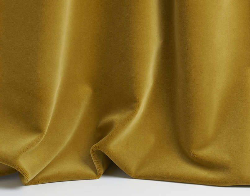 Tissu VIGGO, de chez Pierre frey, couleur mordoré, matière coton
