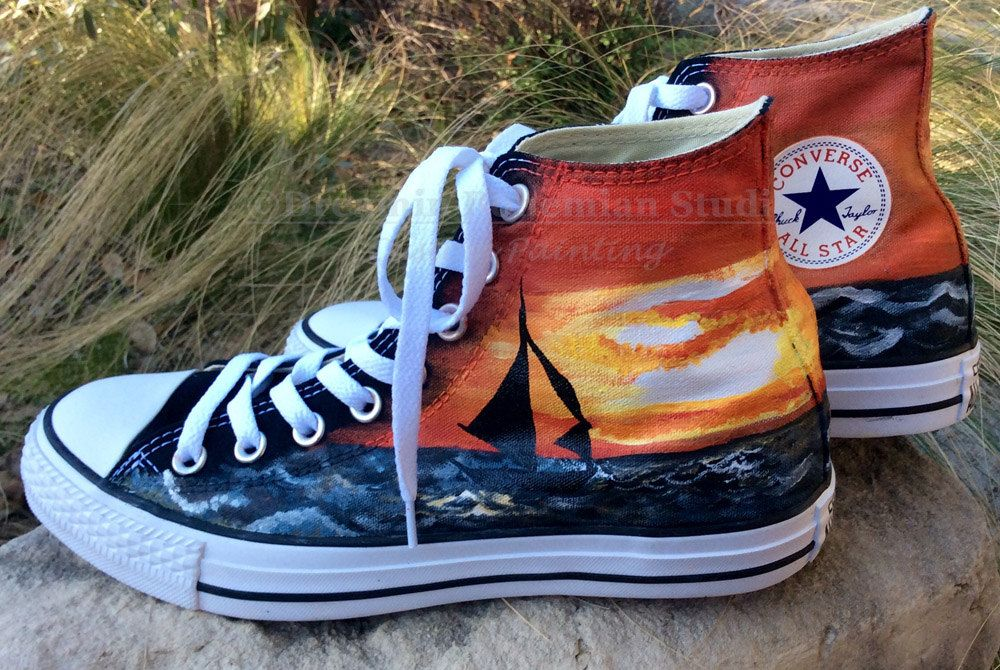 Spiderman Shoes, Converse, Hand Painted Shoes, Wedding Shoes