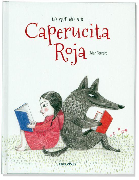 Un día Caperucita iba caminoa casa de su abuela con una cesta de ...