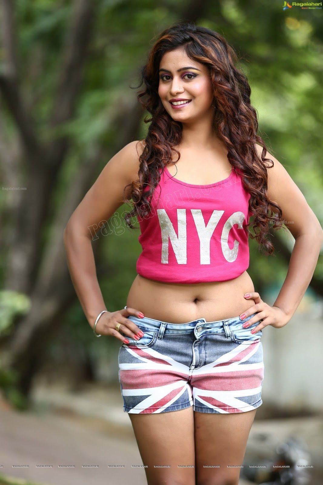 Anandi hot navel pics of girls
