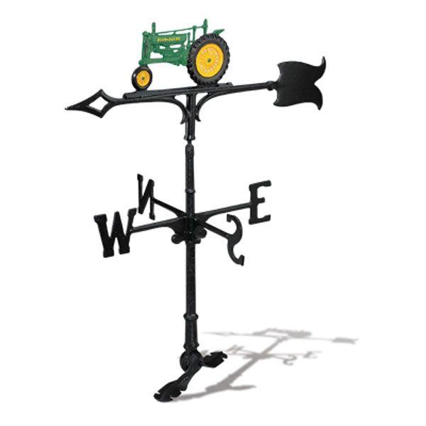 weather vane model a tractor - Weather Vanes