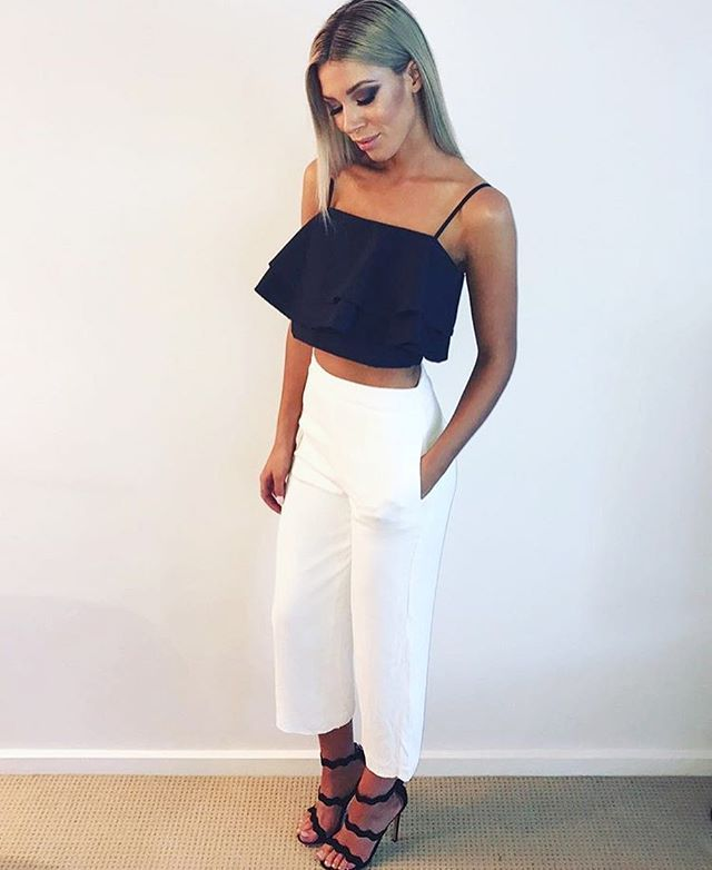 0c757936e8 Outfit love ❤ shop the Liza Top   Satinette Pants in boutiques   online now  xx  kookai