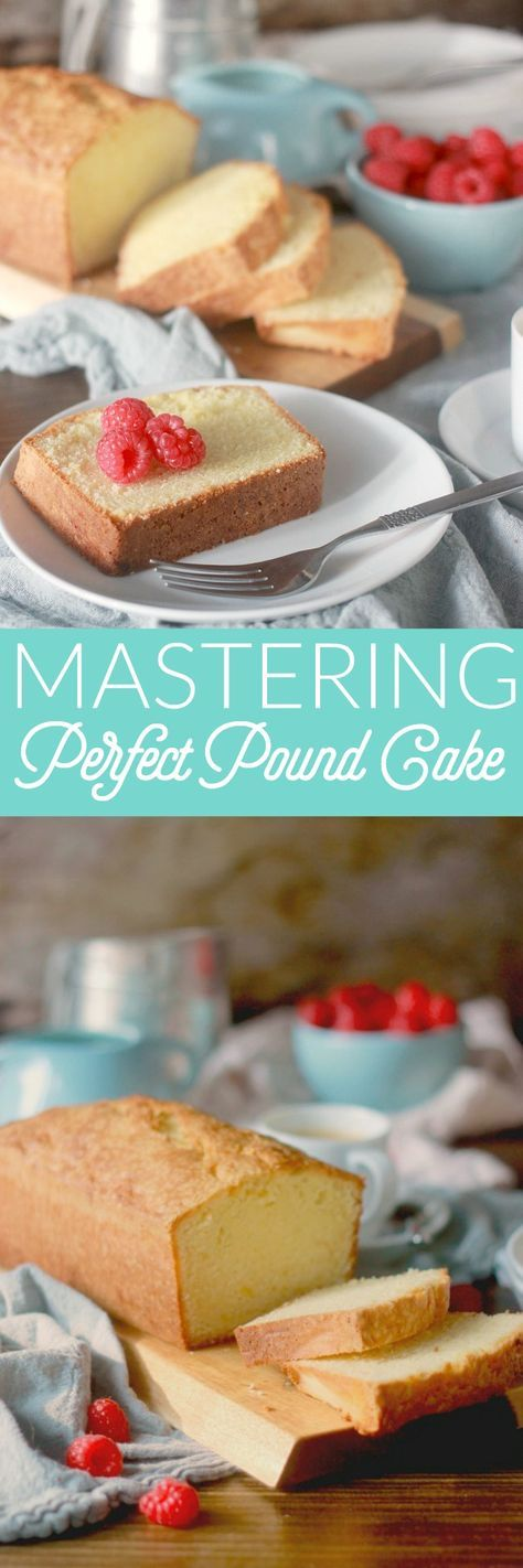 Inas perfect pound cake - Bonjour Cuisine | Recipe