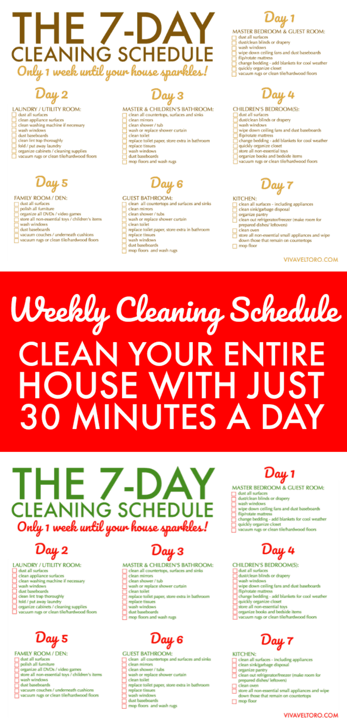 the clutter clinic organise your home in seven days