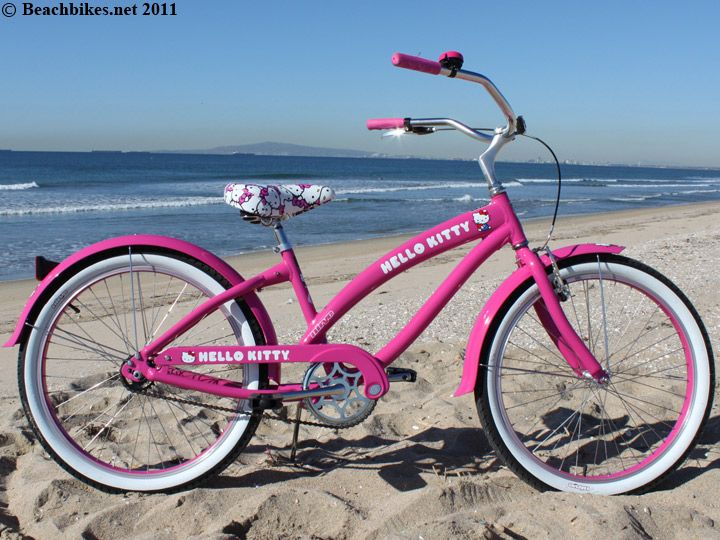 Bicicletta Hello Kitty 24