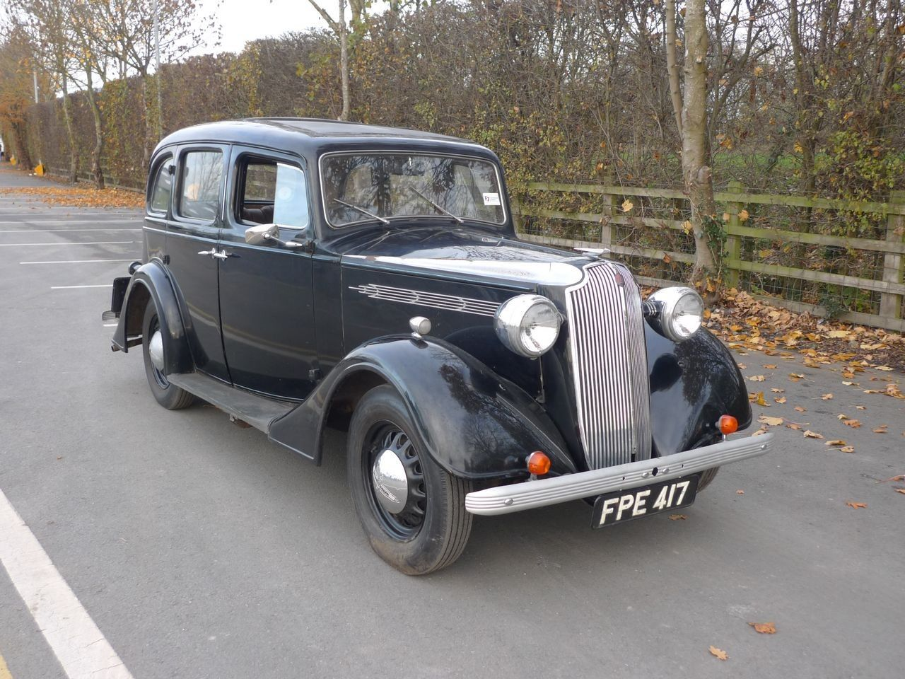 Vauxhall DX Saloon 1937 first car my dad bought when we came to New ...