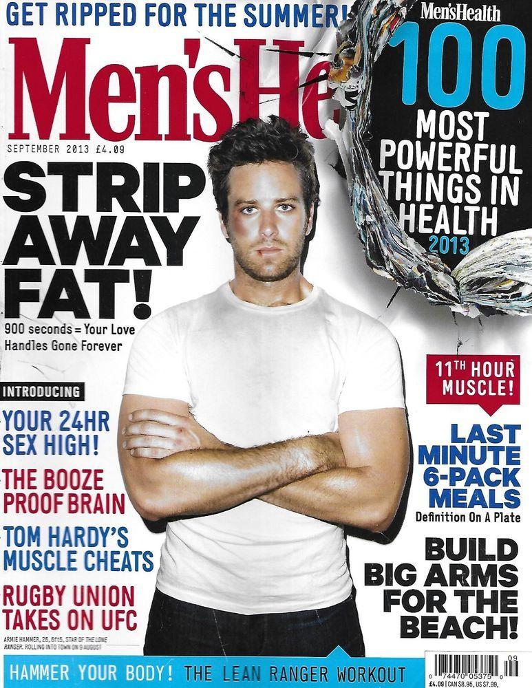 men s health magazine uk