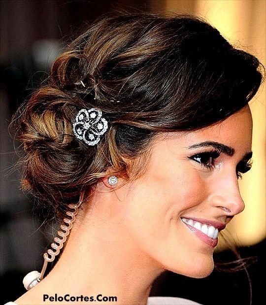 peinados de novia para pelo corto peinados de boda modernos para mujeres y nias
