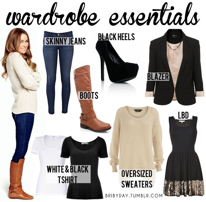 winter wardrobe essentials for fashion and what not