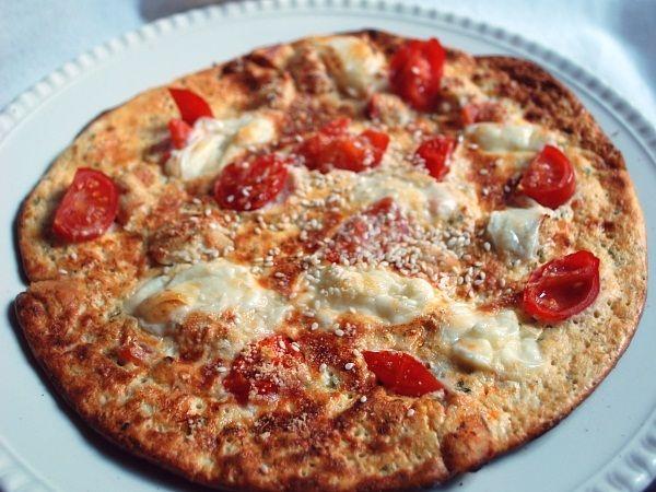 Visokoproteinska Dukan pizza