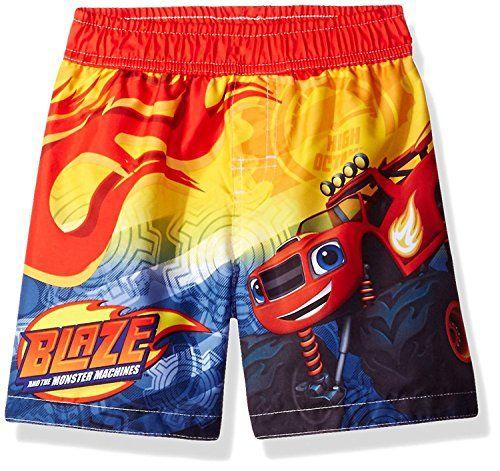 Blaze Swimming Trunks//Boxers//Shorts Boys
