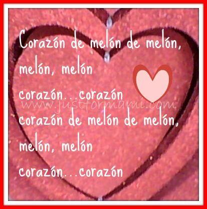 Cancion de corazon de melon juego