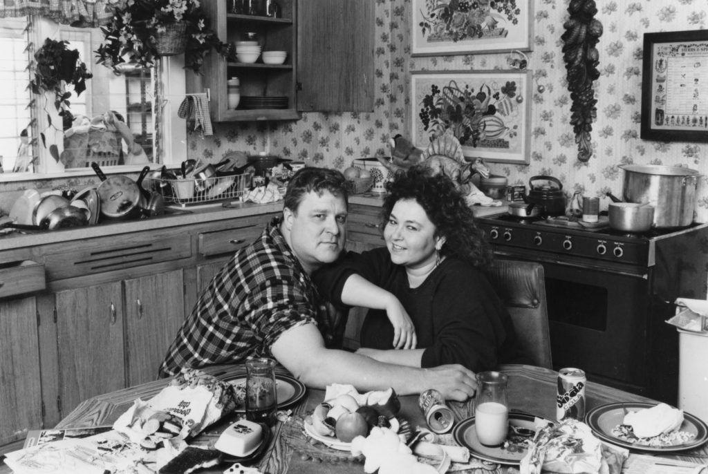 Roseanne Tv Show Conner Kitchen Tv Apartment Envy
