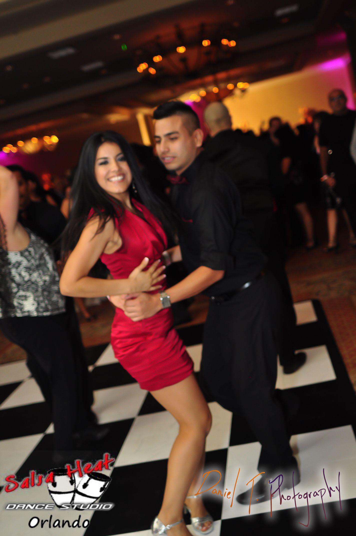 Salsa Heat Dance Company Bachata Cha Cha