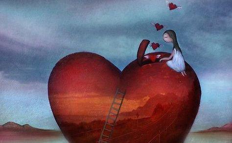 Alargar una relación que sabemos acabada es eternizar un sufrimiento que solo aporta dolor y desamor al alma y al corazón