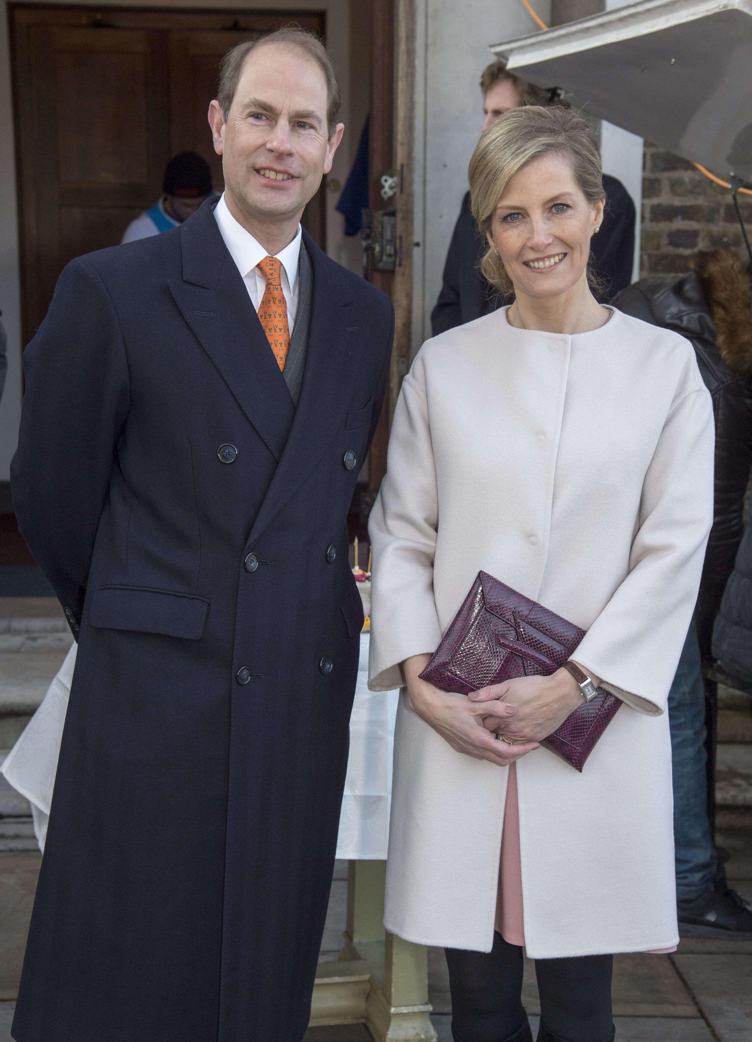Prinz Edward Seine Schrage Leidenschaft In 2020 Kronprinzessin Victoria Prinzessin Madeleine Herzogin Kate