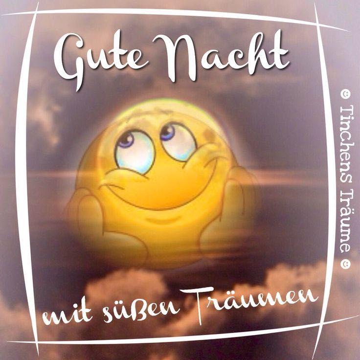 Smileys gute nacht whatsapp Süß und