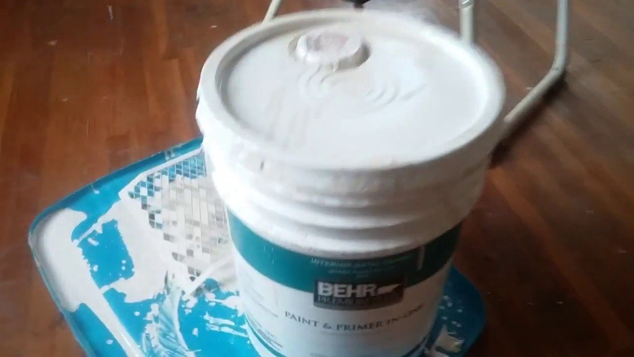 Behr Premium Plus Paint Primer In One From Home Depot Review