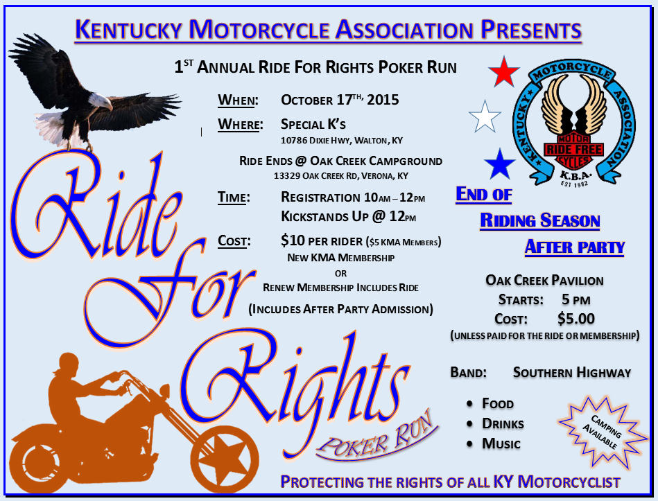 Events - Kentucky Motorcycle Association/ K.B.A.