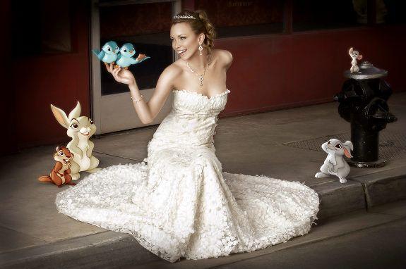 Disney Wedding Pictures World Blog Orlando Vacations Orlandotastic Theme Weddings