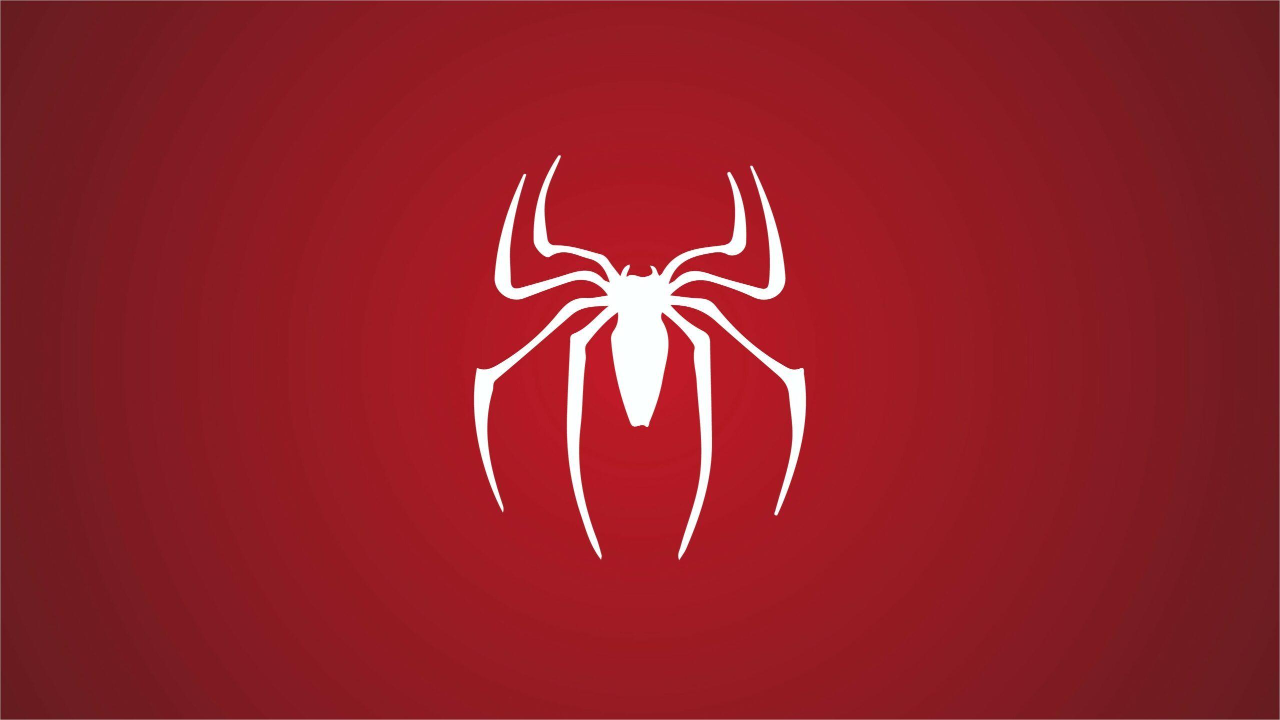 Spiderman Logo Wallpaper 4k In 2020 Spiderman Wallpaper Logos