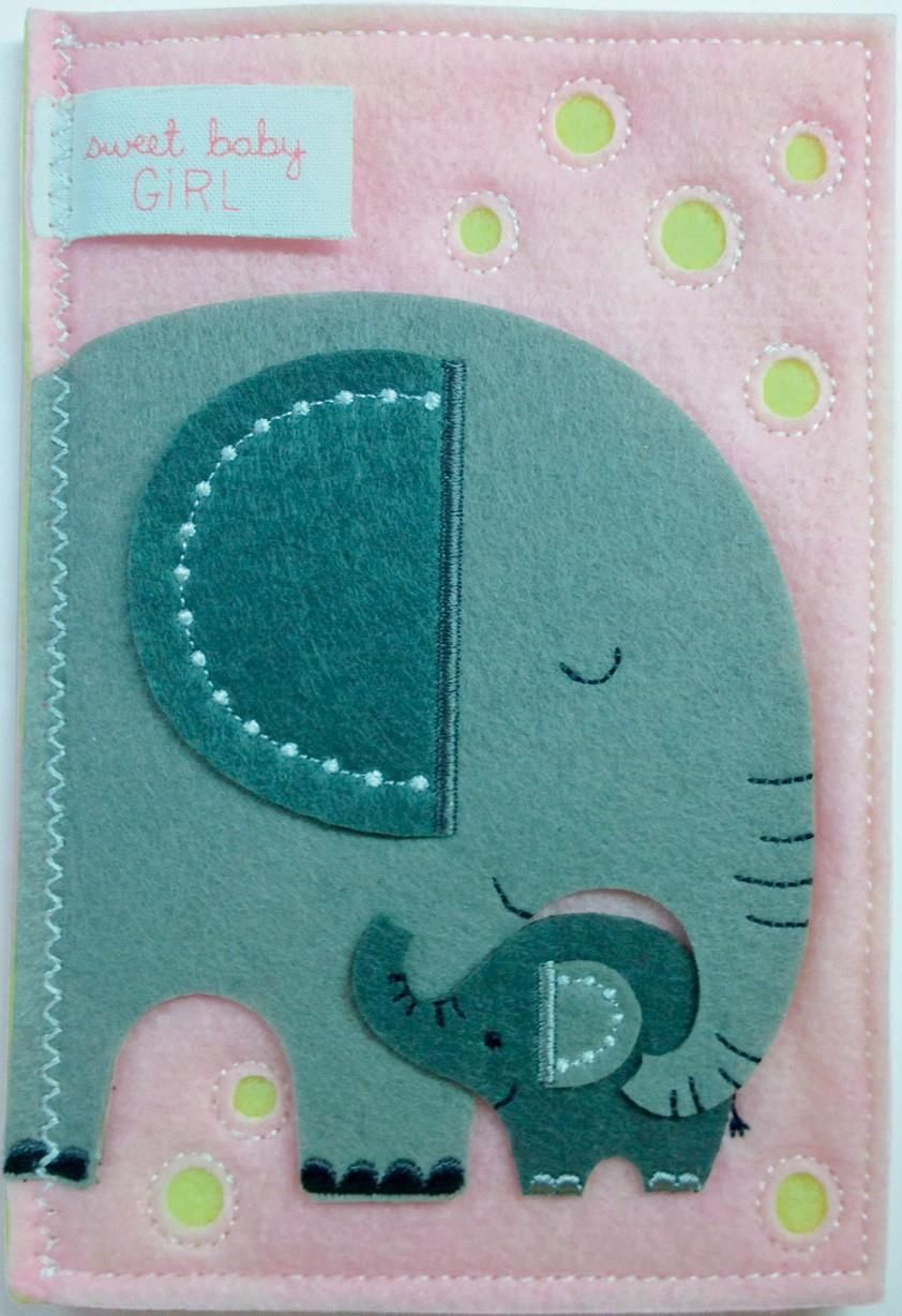 Lucky Little Girl New Baby Card New baby cards, New baby