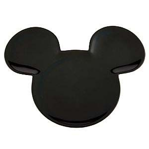 Your WDW Store - Disney Plastic Plate - Mickey Mouse