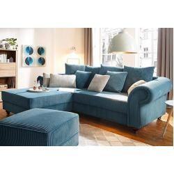 Upholstered corners & corner sets  Home affair Corner sofa King Henry Home affairHome affair  #amp #corner #corners #sets #upholstered #wanddekowohnzimmer