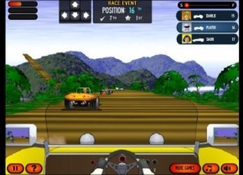 Flash Games - Coaster Racer 3 - Butkaj.com | Flash Game Development ...