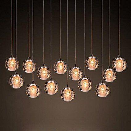 LightInTheBox - Lámpara de techo colgante G4 Retroifit laminado en ...