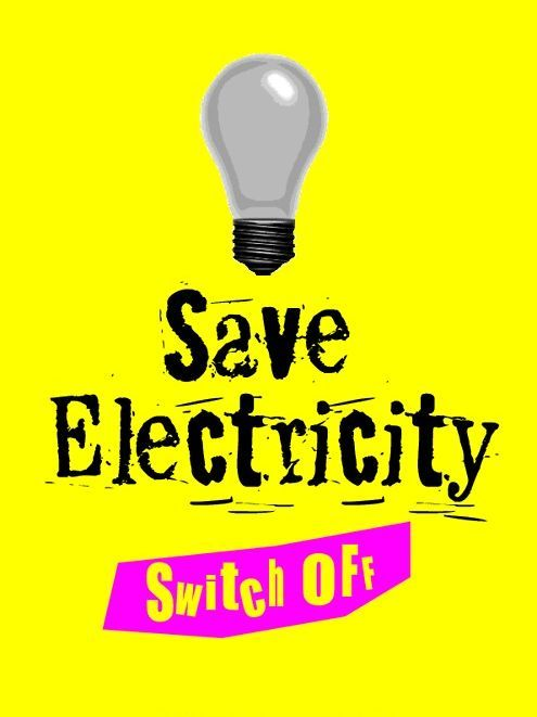 Cheap But Energy Efficient House Design: We At Www.TGI.in Support The Save Electricity Cause