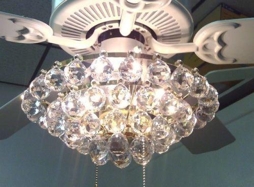 4 Light Rubbed White Chandelier Ceiling Fan Light Kit 4g156 Lamps Plus Ceiling Fan Chandelier Ceiling Fan With Light Fan Light Kits