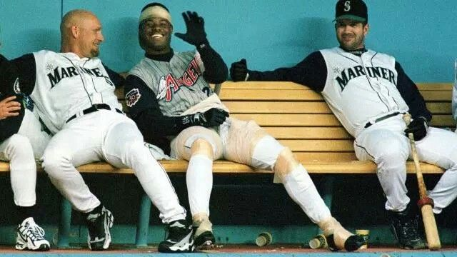 Oh man would have Ken Griffey jr. Would have been on the angels