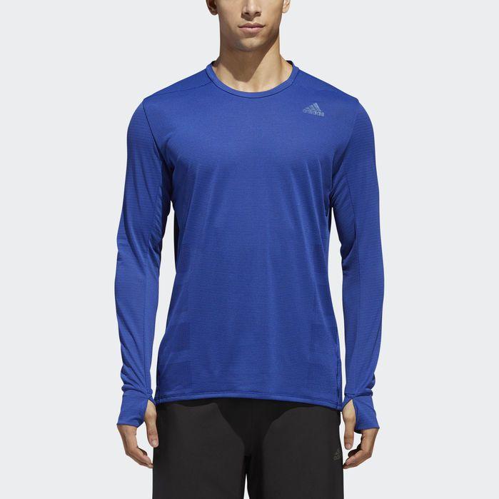 Supernova Tee in 2019   Adidas supernova, Long sleeve shirts
