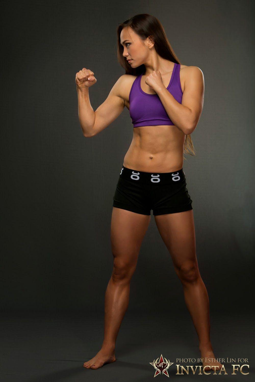 Michelle Waterson Wmma Invictafc Fitness Femalefighters Martial Arts Women Mma Women Female Mma Fighters