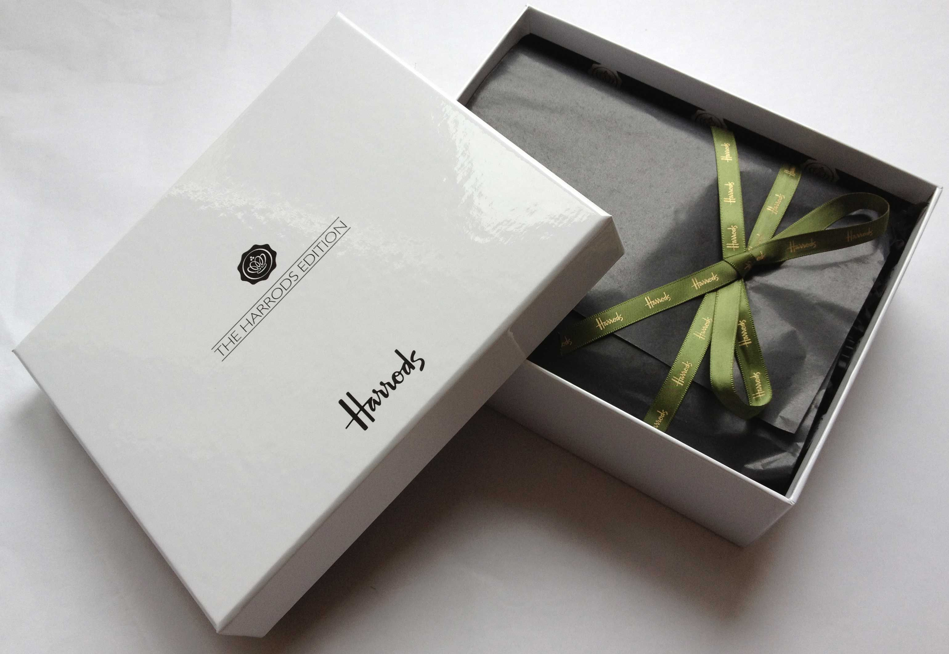 Glossy Box Harrods Edition Review - Briar Rose Beauty