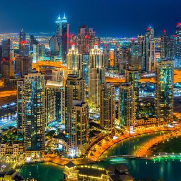 Тур ОАЭ, Дубай из Москвы за 50500р, 4 ноября 2019 | Дубай ...