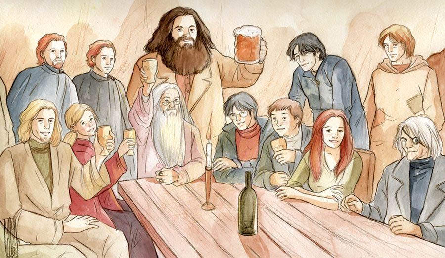 Artdungeon Net Book 5 Harry Potter Illustrations Harry Potter Fan Art Harry Potter Drawings