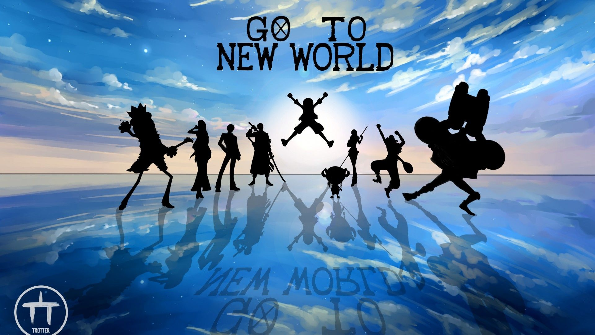 One Piece New World Wallpaper Full Hd One Piece New World Brooks One Piece One Piece Wallpaper Iphone