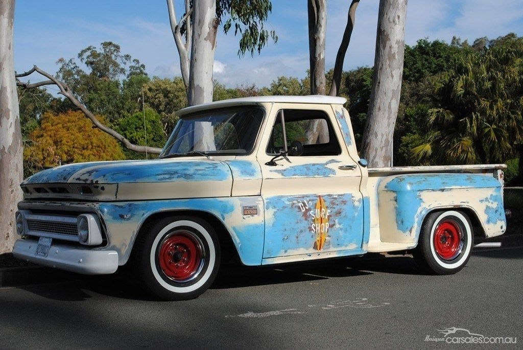1966 CHEVROLET C10 (No Series) Manual | Patina | Pinterest ...
