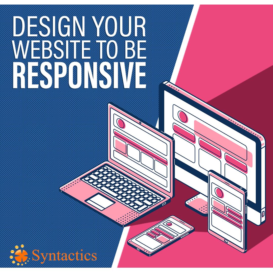 Web Design And Development Syntactics Inc Web Development Design Web Design Wellness Design