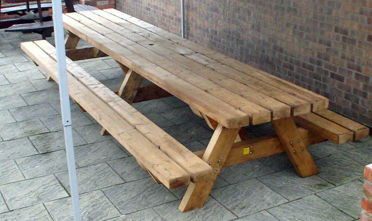 Outstanding Badger Benches Ltd Heavy Duty Outdoor Benches Garden Dailytribune Chair Design For Home Dailytribuneorg