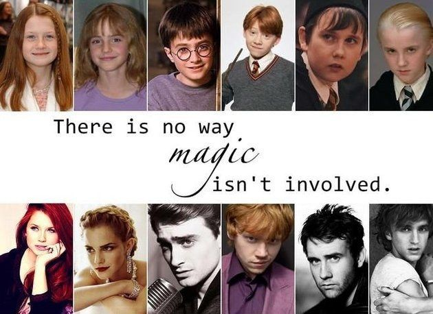 This Excellent Example Of Puberty Gone Right Harry Potter Cast Harry Potter Jokes Harry Potter Memes