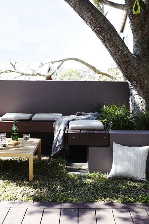 jardinera obra #hogarhabitissimo #terraza La escayola y el yeso no ...