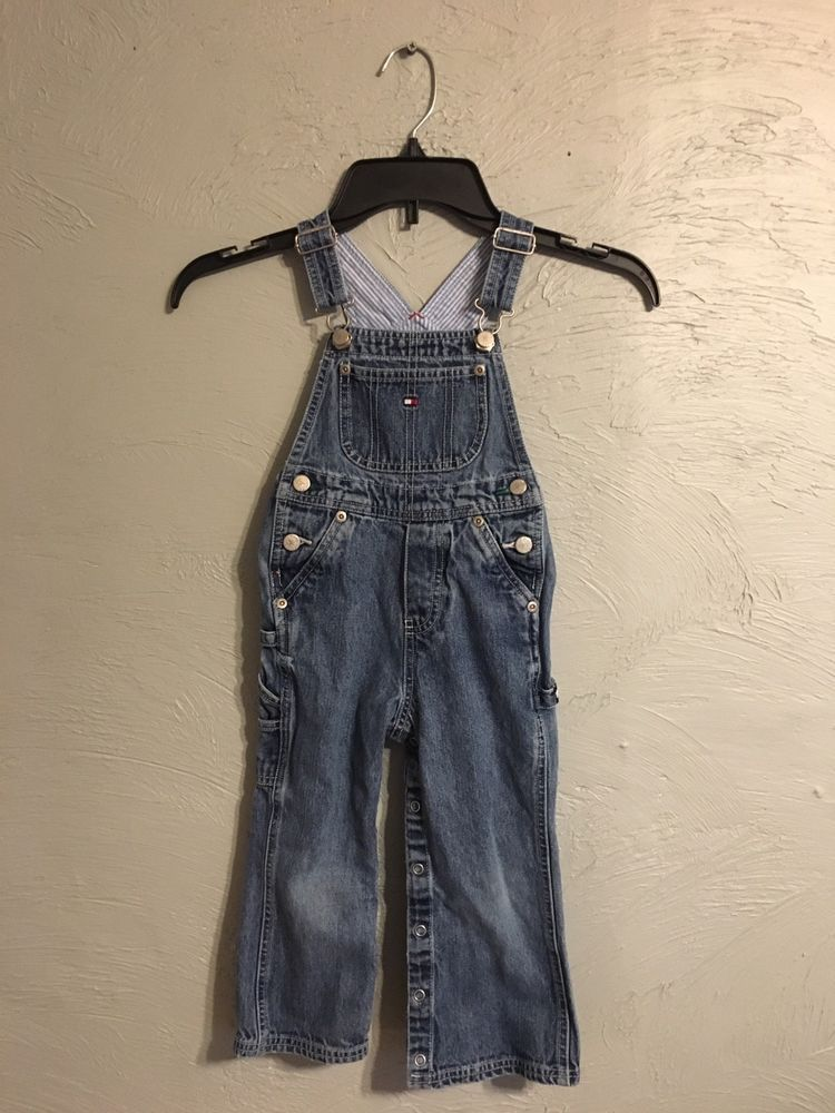 482b7a707547 Tommy Hilfiger Children Overalls Size 3 3T GREAT CONDITION  fashion   clothing  shoes  accessories  unisexclothingshoesaccs  unisexadultclothing  (ebay link)