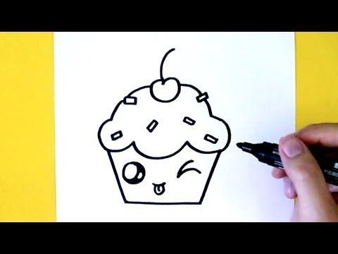 Comment dessiner donut kawaii tape par tape dessins kawaii facile youtube kawaii - Dessin de hello kitty facile ...